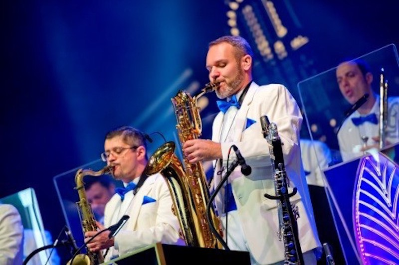 Jazz Loves Disney in concert