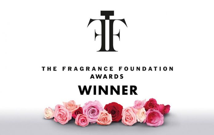 THE PERFUME SHOP CELEBRATES AWARD WIN
