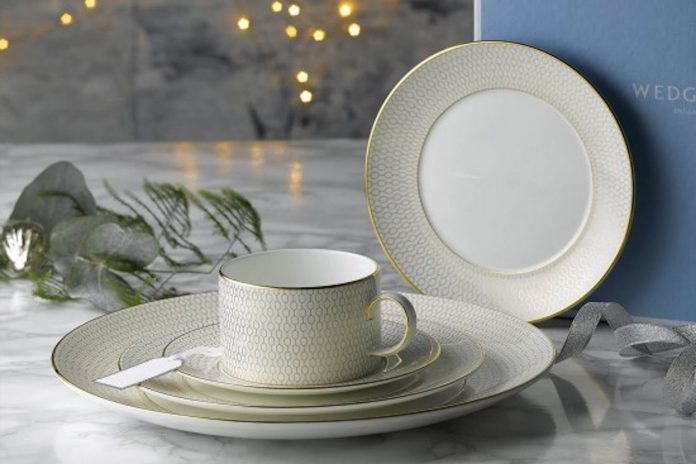 Entertain In Style With The Arris Tableware Collection at Wedgwood