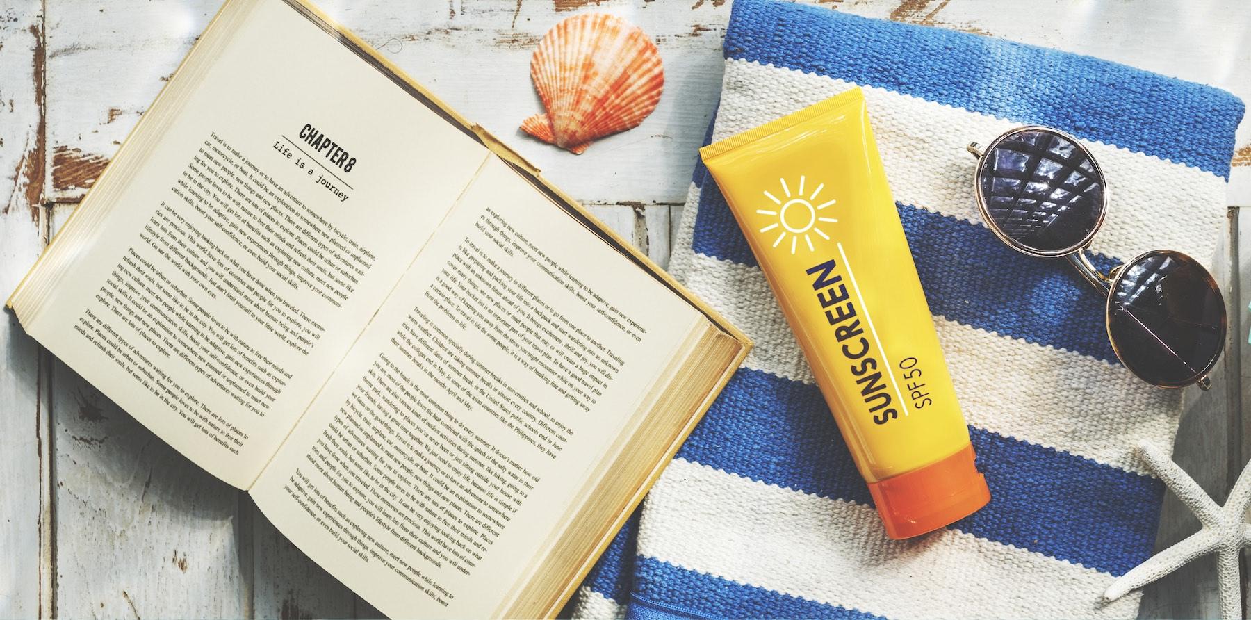 Makeup Sunscreen Offer
