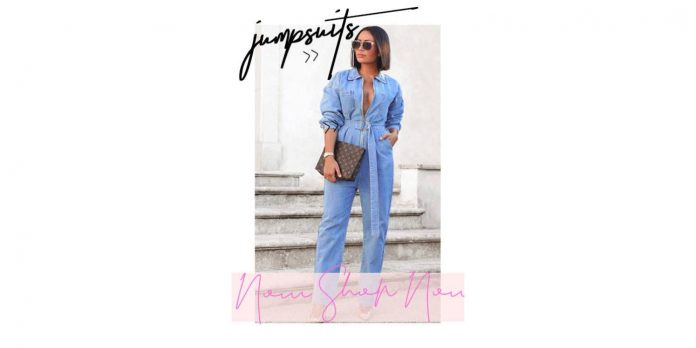 Stand Out in Jumpsuits from IKRUSH
