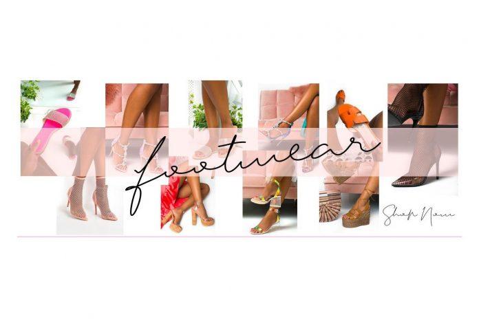 Summer Footwear from IKRUSH