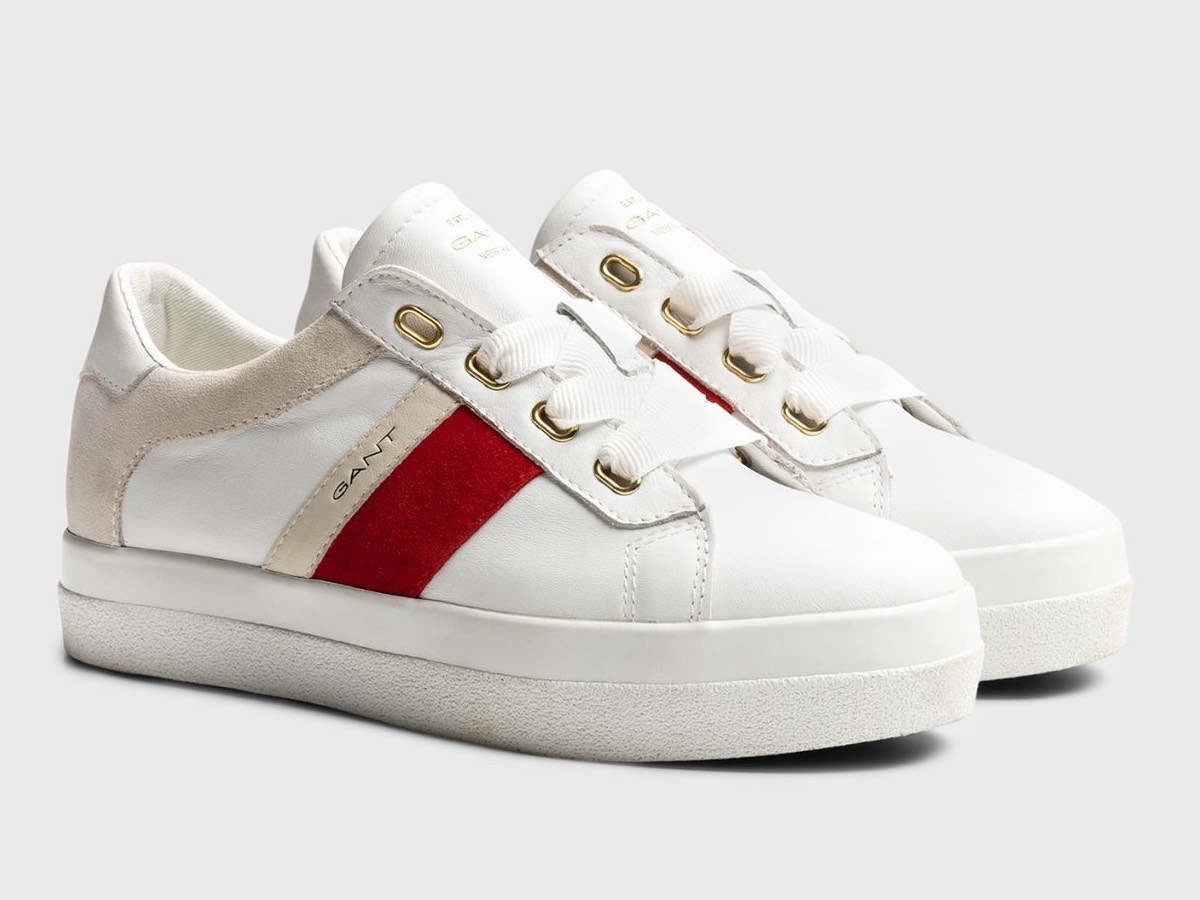 Check out the Footwear at GANT - ELMUMS