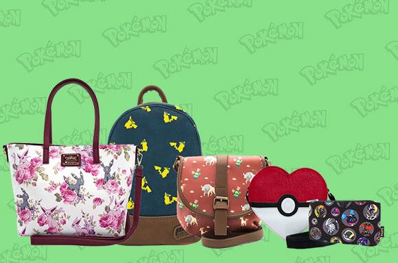 Pop In A Box Pokemon LoungeFly