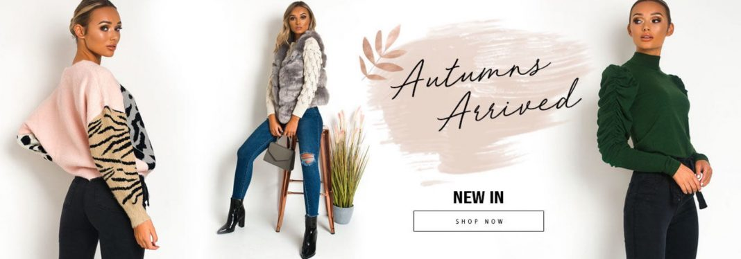 New Autumn Arrivals from IKRUSH