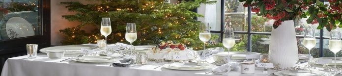 Beautiful Christmas Tableware Collection at Wedgwood