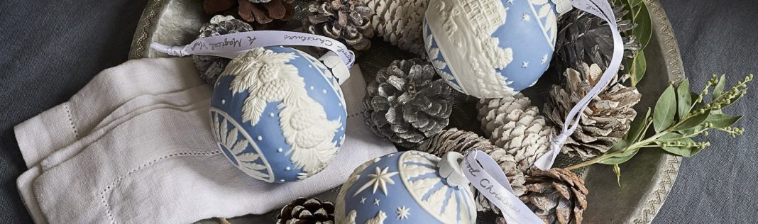 Christmas Decorations Collection Available at Wedgwood