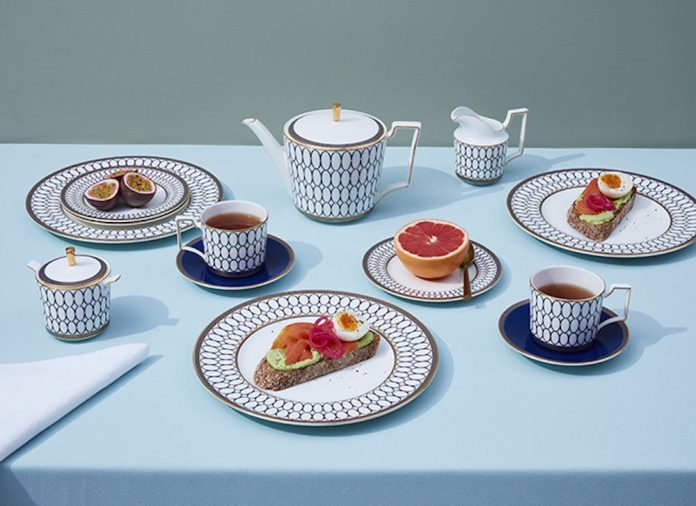 Explore The Renaissance Gold Collection at Wedgwood