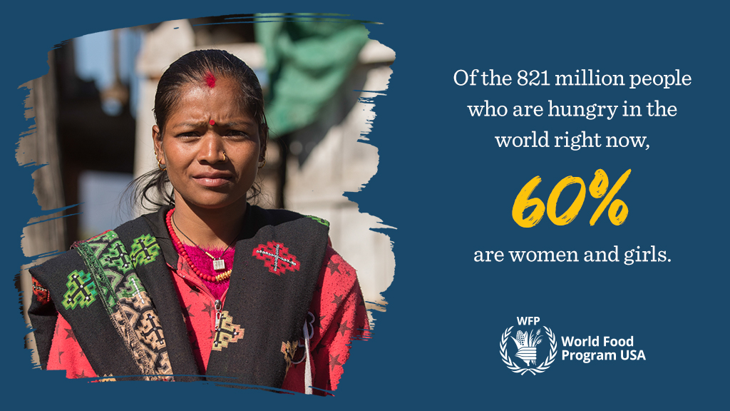 International Women's Day #Pledge4Moms