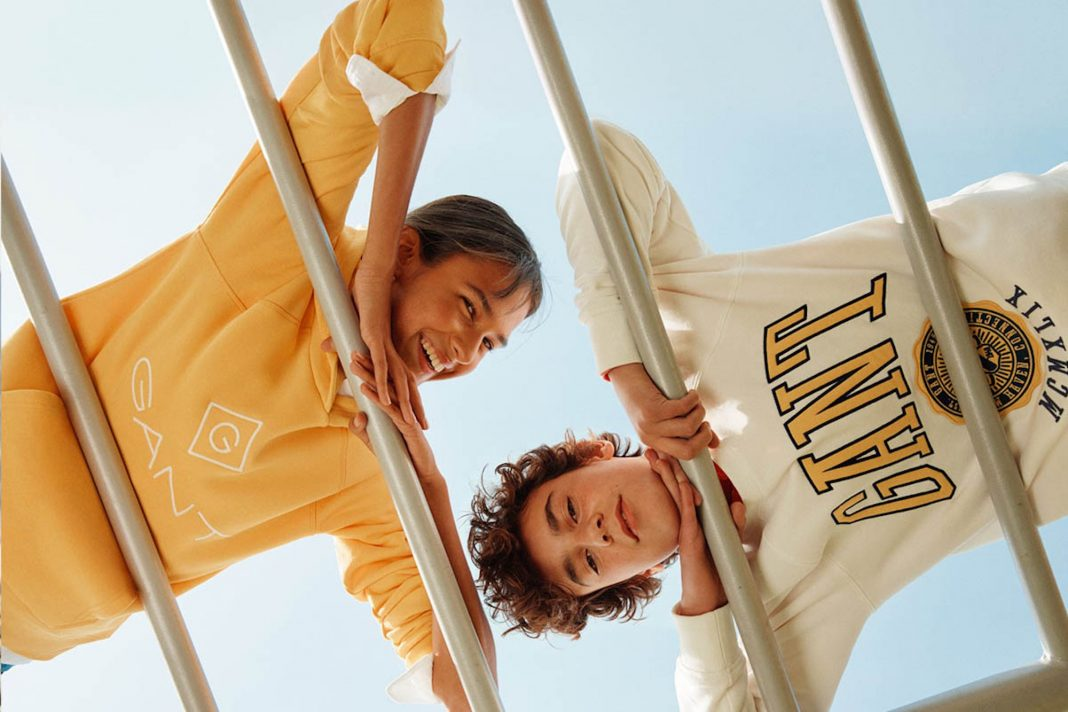 Introducing The New Teens and Kids Collection at GANT