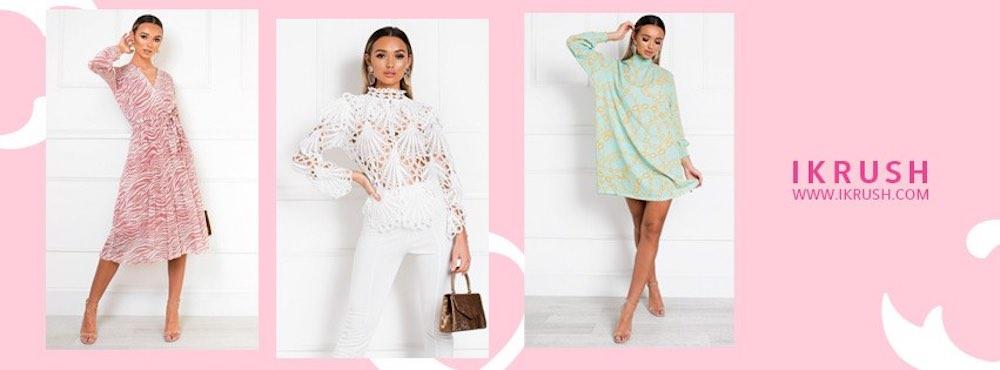 Shop New Styles At IKRUSH