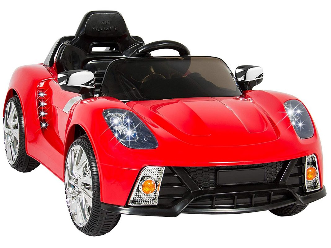 Best electric cars for Kids to drive in