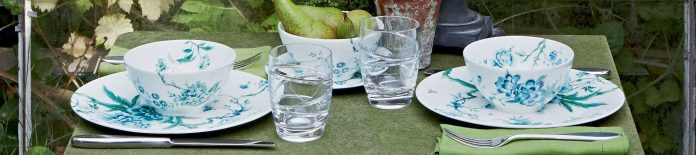 Enjoy 20% Off The Jasper Conran Platinum and Chinoiserie White Collections at Wedgwood.