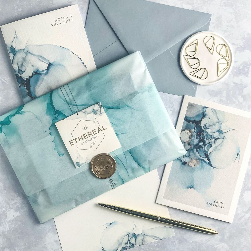 Ethereal Stationery