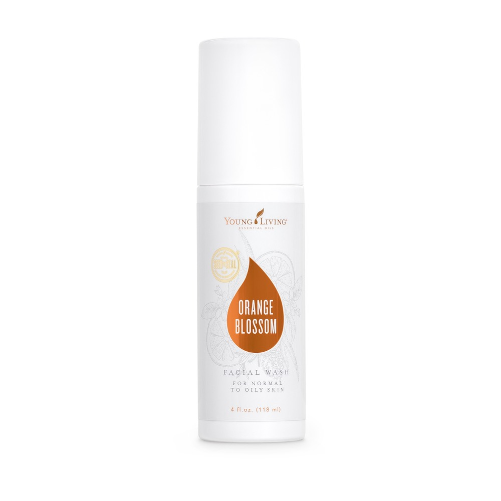 Young Living Orange Blossom Facial Wash