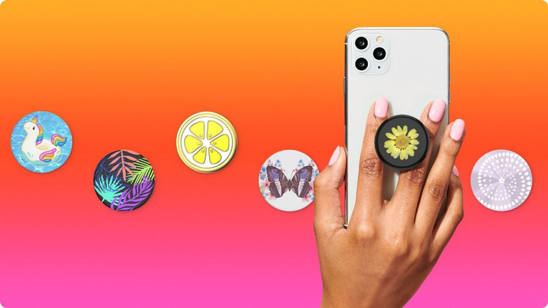 Free Shipping On All Orders Over £14 at PopSockets