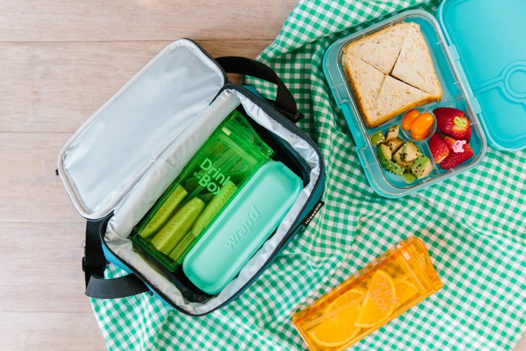 Plastic-Free July with Eco-friendly School Lunch Products