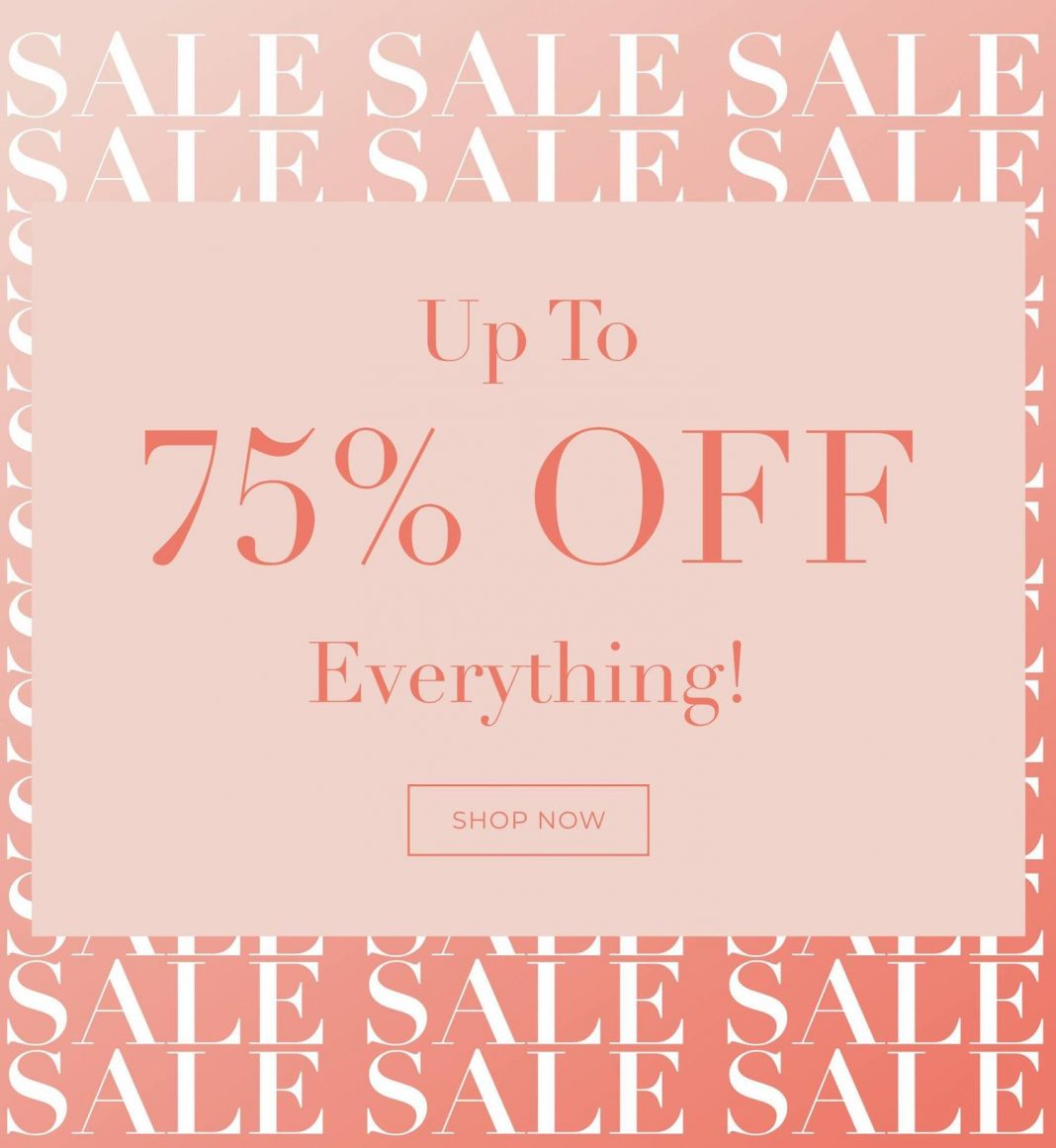 Up to 75% off Everything at IKRUSH