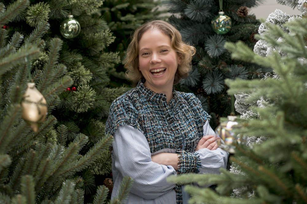 Lynsey Abbott Christmas Buyer at Dobbies Garden Centres
