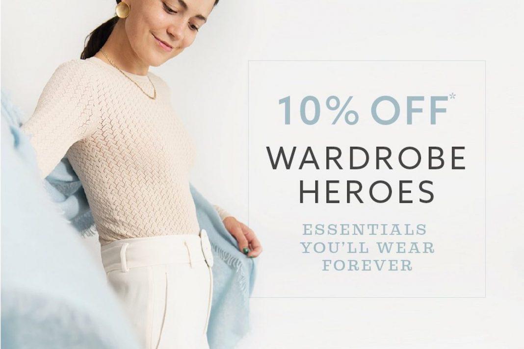 10% Off Knüg Wardrobe Heroes