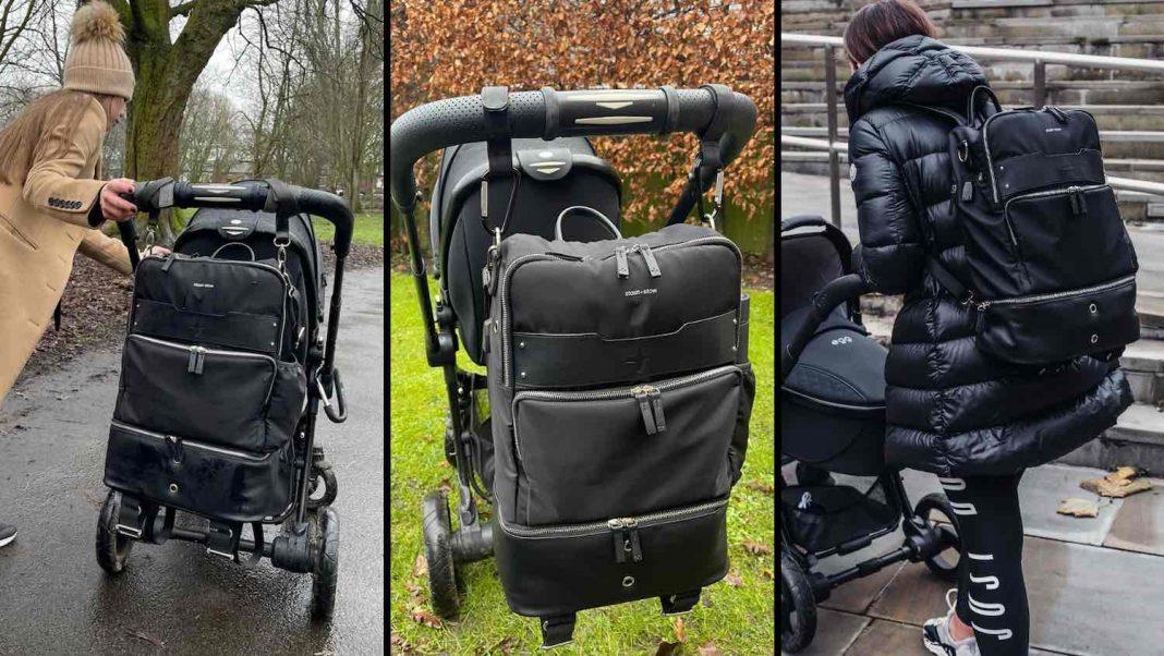 Backpack, Stash+Stow, Sustainability, Vegan