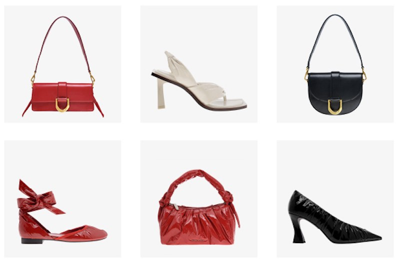 Charles & Keith SS21 Collection and Sale