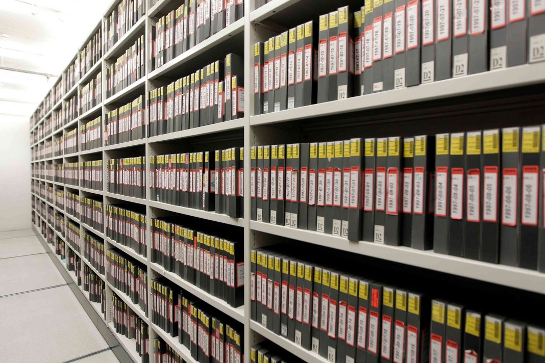 records management in Pakistan with archive technologies