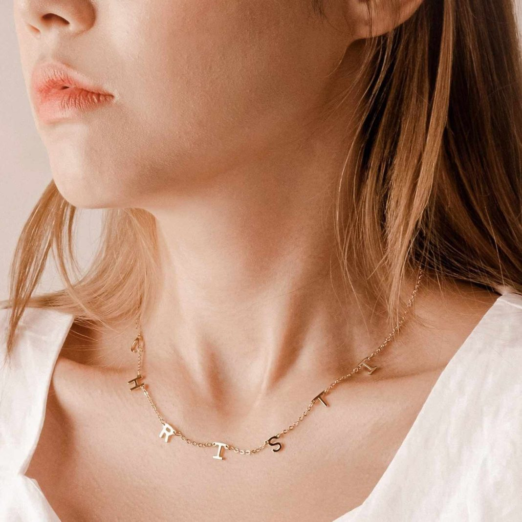 Personalised Jewellery : One of a Kind Handcrafted Gift