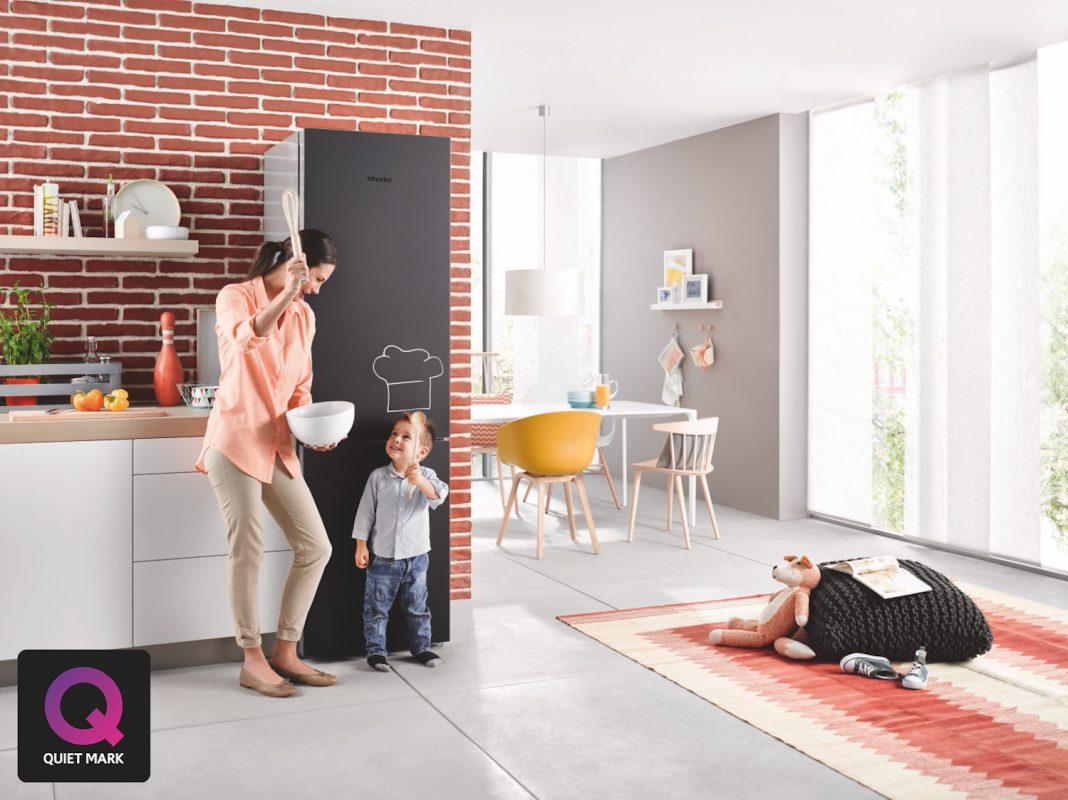 Quiet Mark Certified Refrigeration Appliances