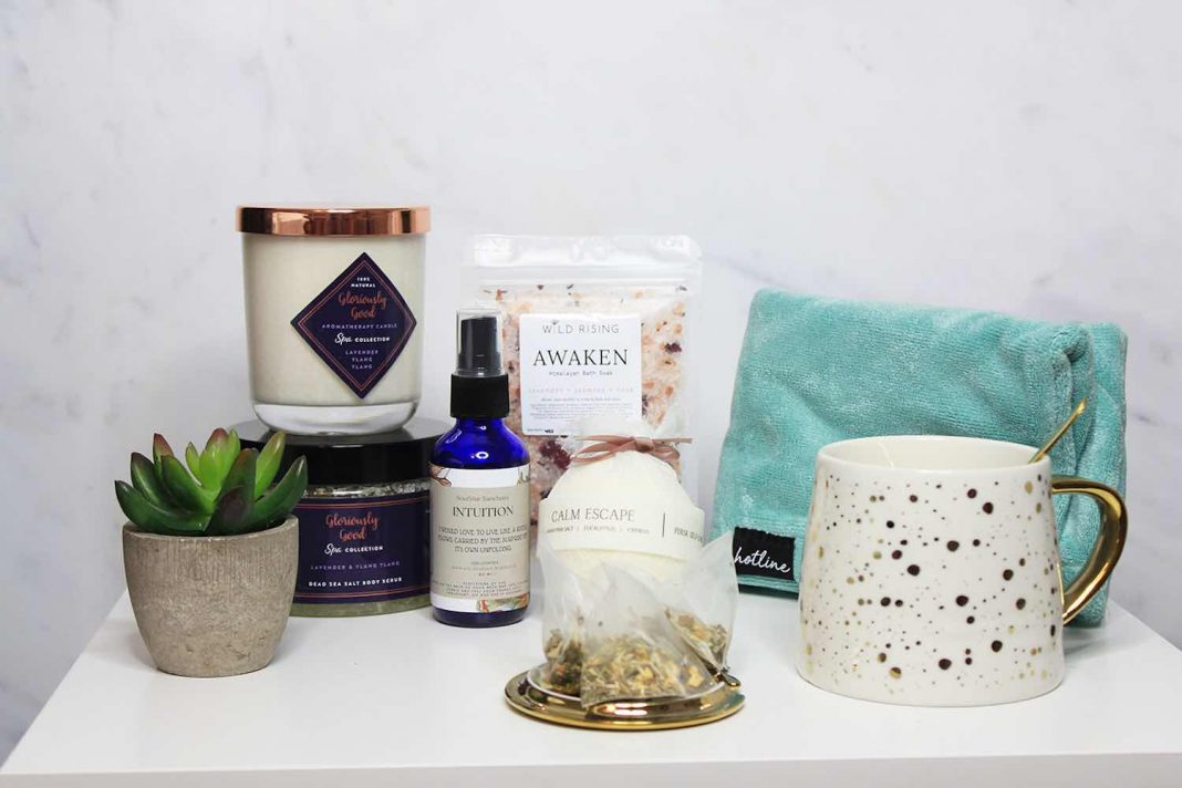 Spa Home Self Care Package
